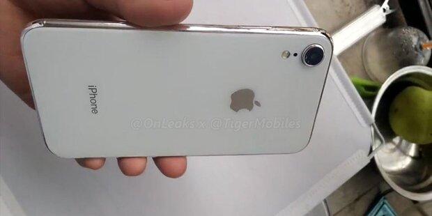 Fotos zeigen völlig neues iPhone 9