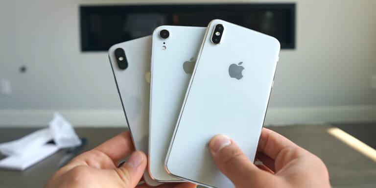 Jetzt fix: Neue iPhones kommen am 12. September