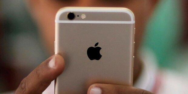 Sammelklage wegen iPhone-Drosselung