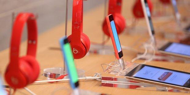 Streaming-Dienst Apple Music wird billiger