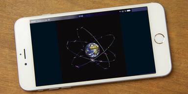 Galileo erreicht 1 Mrd. Smartphone-User