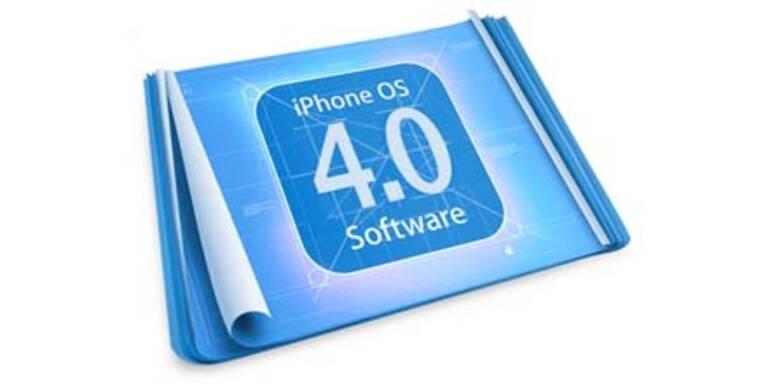 iPhone OS 4.0 unterstützt Multitasking
