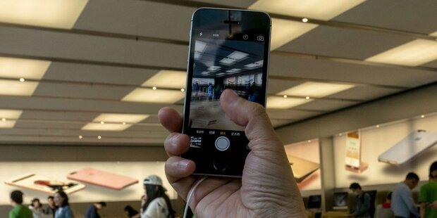 Aktuelles iPhone erstmals unter 300 Euro
