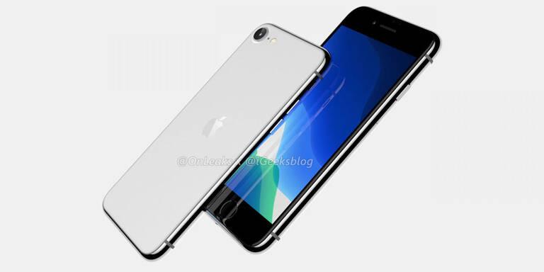 Neues Billig-iPhone bekommt edle Optik
