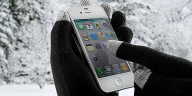 So hält Ihr Handy-Akku bei Kälte länger