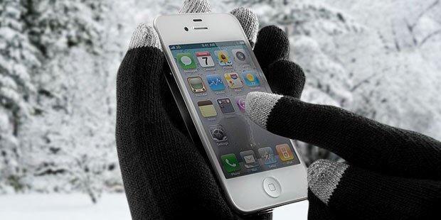 So läuft Ihr Handy bei Kälte länger