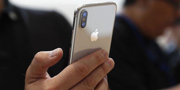 Samsung verdient mehr mit iPhone X als mit Galaxy S8