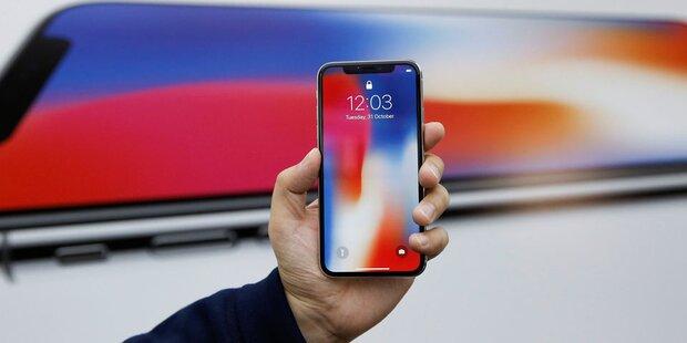 iPhone X kostet Apple nur 310 Euro