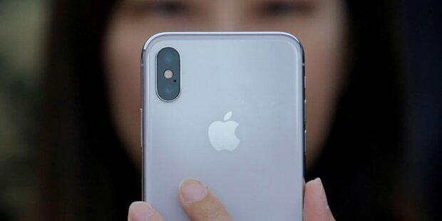 iPhone X & 8: Nächstes Problem bei Kälte