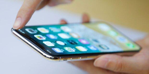 Apple plant Riesen-iPhone-X mit 6,5 Zoll