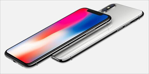 Hier ist das iPhone X am günstigsten