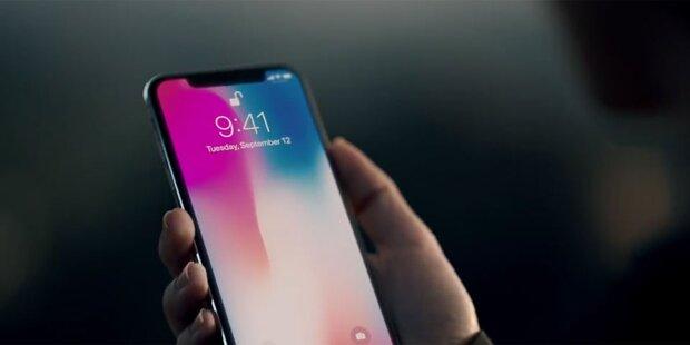 iPhone X der Konkurrenz um Jahre voraus