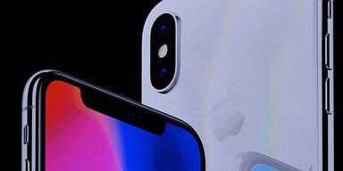 iPhone X: Apple verrät neue Technik-Infos