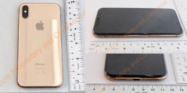 Fotos von geheimen iPhone X aufgetaucht
