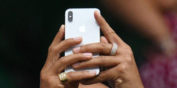 Preissturz bei iPhone X und iPhone 8 (Plus)