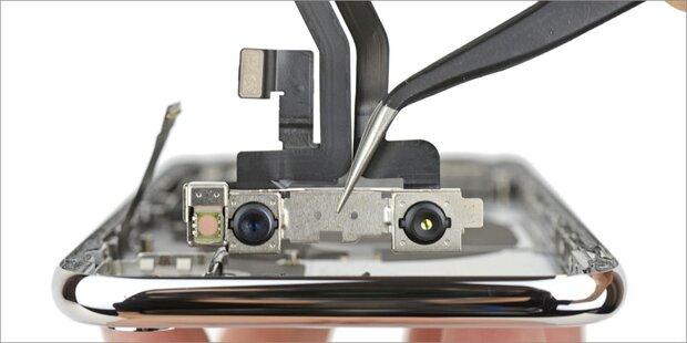 iPhone X: Geniales Feature entdeckt