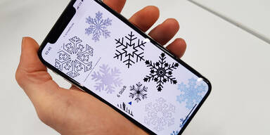 iPhone X: Kälte lässt Display einfrieren
