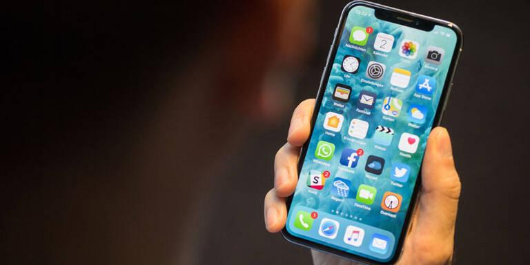 Teure iPhones sind totale Bestseller