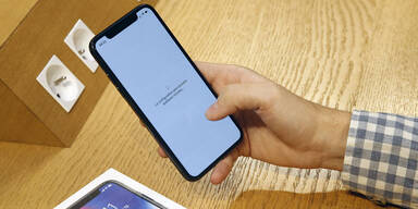 iPhone X: Apple gibt Mega-Fehler zu