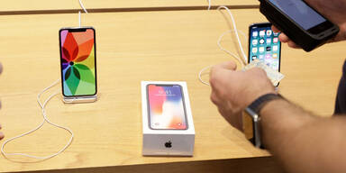 iPhone X soll Apple neue Rekorde bringen