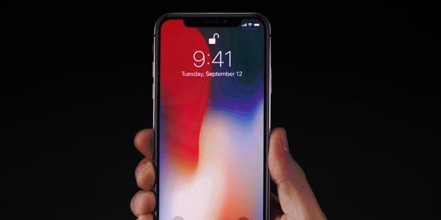iPhone 8 floppt – iPhone X soll's richten