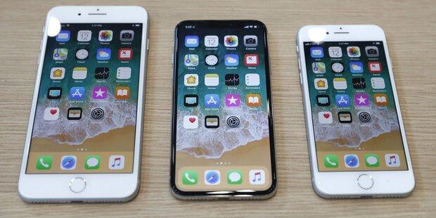iOS 11.03 behebt weitere iPhone-Fehler