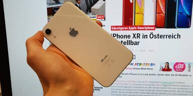 iPhone XR ab sofort in Österreich
