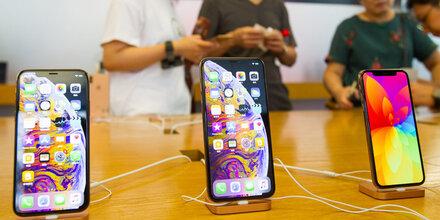 Mega-Vorwurf gegen Apple wegen iPhone