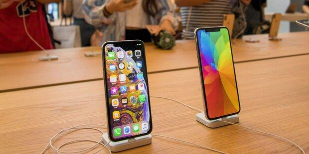 Samsung verdient mit iPhone XS Milliarden