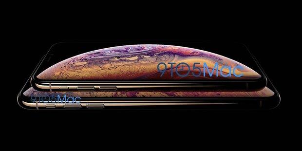 Fotos zeigen neue iPhones und Apple Watch 4