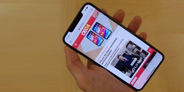 Das iPhone XS Max im großen Test
