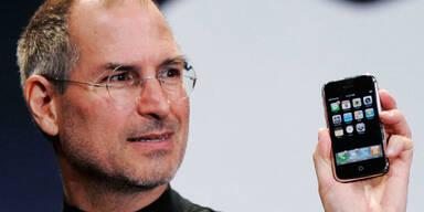 Steve Jobs tritt als CEO von Apple zurück