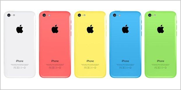 Hofer verkauft erstmals iPhones