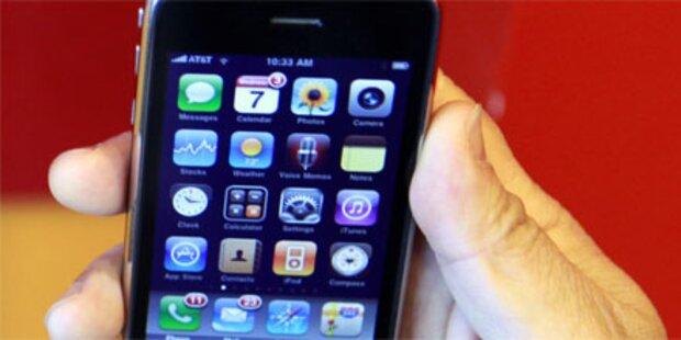 Nacktfotos von gehackten iPhones geklaut