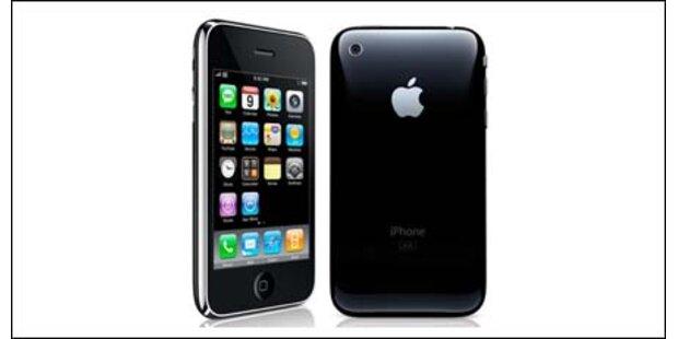 iPhone 3G startet nun mit Wertkarte