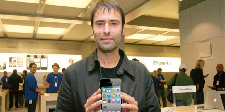 Das neue iPhone im ersten ÖSTERREICH-Test