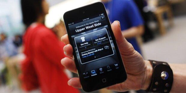 iPhone 5: Produktion startet im August (2011)