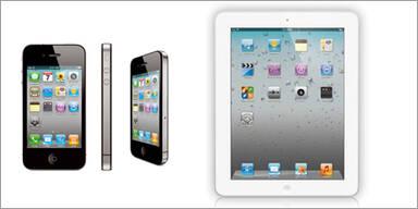 iPad 2 & iPhone 4 bringen Zulieferer in Not