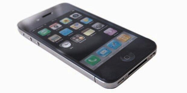 IPhone 4G/HD wird schon ab Juni verkauft
