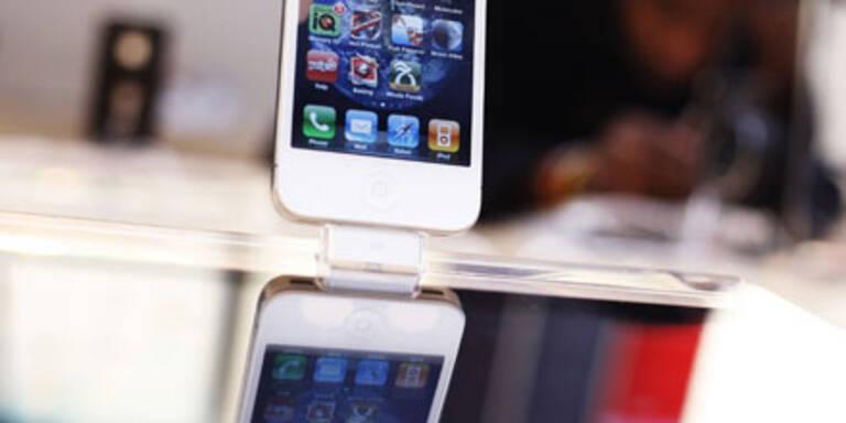 iPhone 5 mit gewölbtem Display?