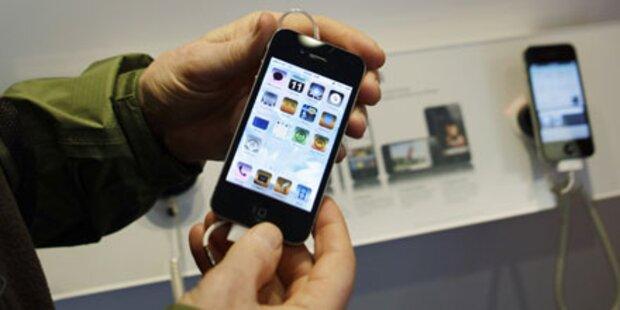 Apple bringt neues iPhone 4-Modell