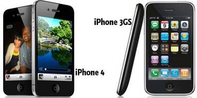 Alt gegen neu: iPhone 3GS vs. iPhone 4