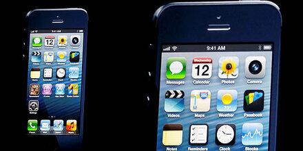 iPhone 5: Alle Infos vom neuen Apple-Handy