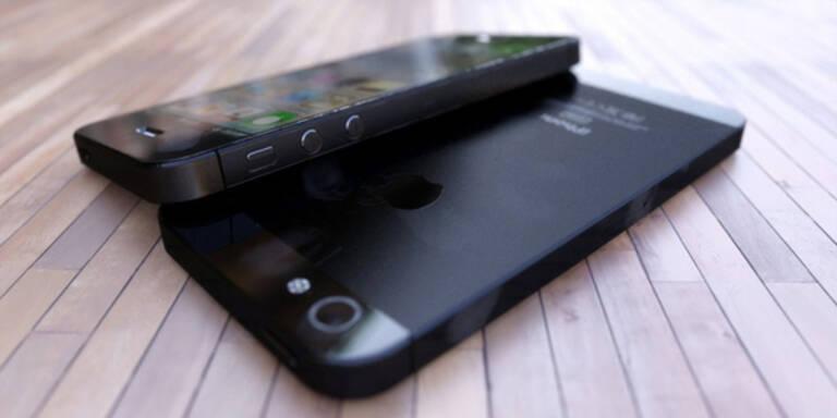 So soll das iPhone 5 aussehen