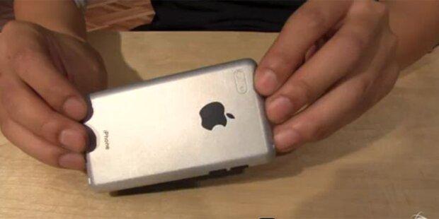 iPhone 5 und 4S: Der Countdown läuft