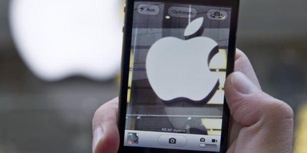 iPhone 5S dürfte am 10. Juni kommen