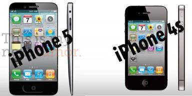 Apple könnte gleich zwei neue iPhones vorstellen