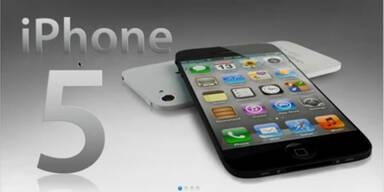 iPhone 5-Start laut Mitarbeiter im Juni