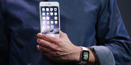 iPhone 6 und Apple Watch präsentiert