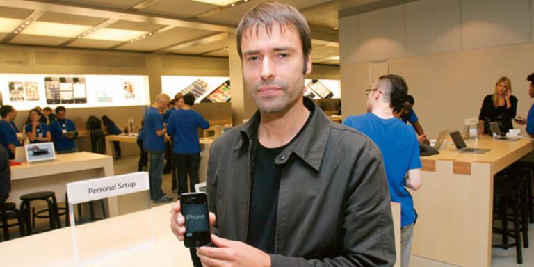 """""""Ich habe das neue iPhone"""""""